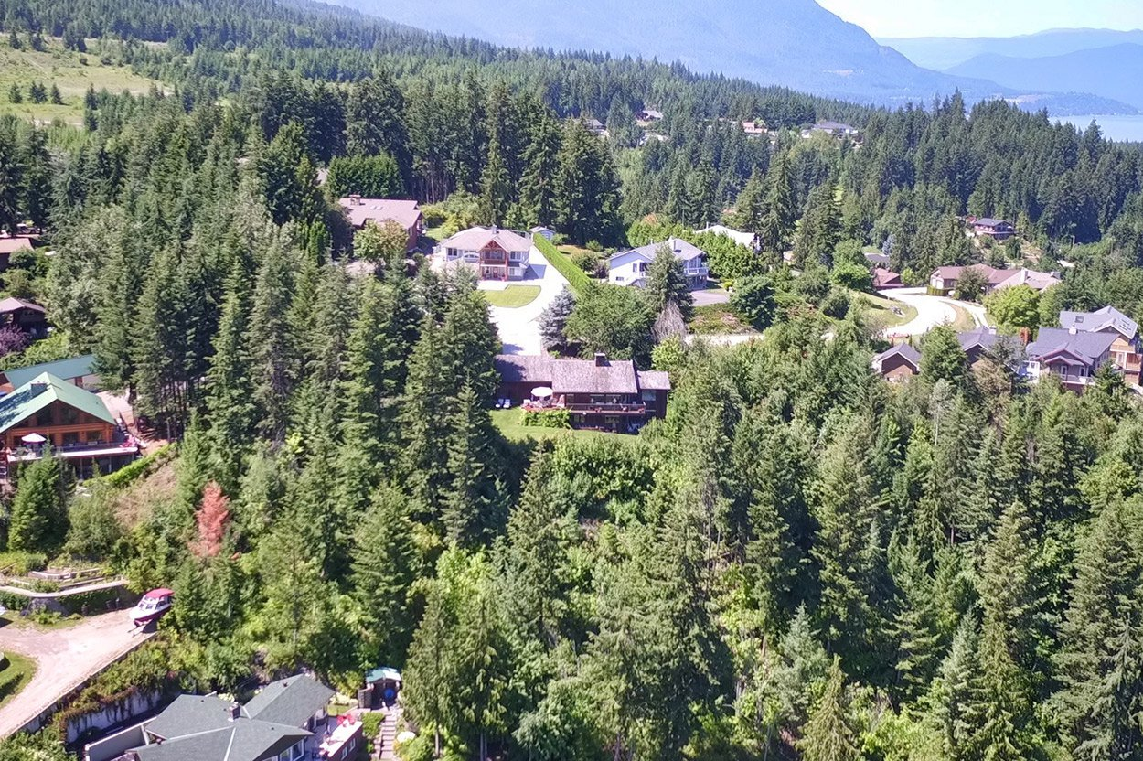 Photo 2: Photos: 2383 Mt. Tuam Crescent in : Blind Bay House for sale (South Shuswap)  : MLS®# 10164587