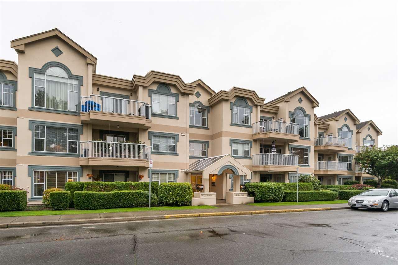 Main Photo: 209 1150 54A STREET in Delta: Tsawwassen Central Condo for sale (Tsawwassen)  : MLS®# R2215445