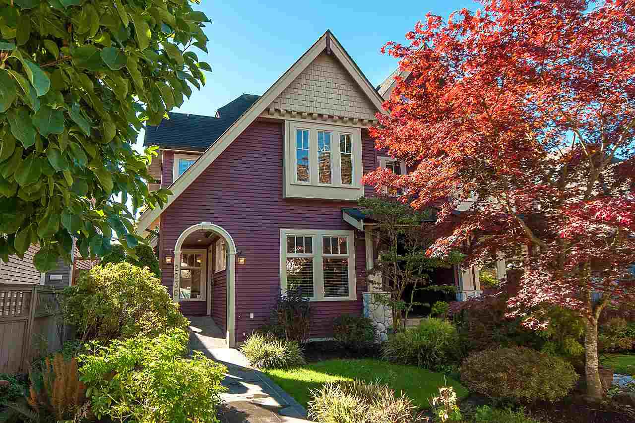 Main Photo: 2236 W 15TH AVENUE in Vancouver: Kitsilano House 1/2 Duplex for sale (Vancouver West)  : MLS®# R2319480