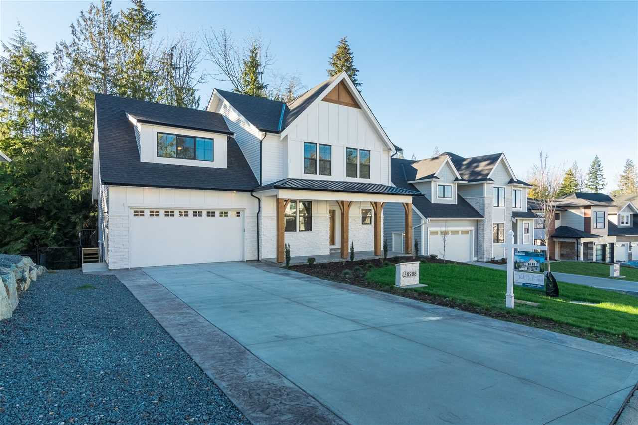Main Photo: 50268 SIENNA AVENUE in Chilliwack: Eastern Hillsides House for sale : MLS®# R2316317