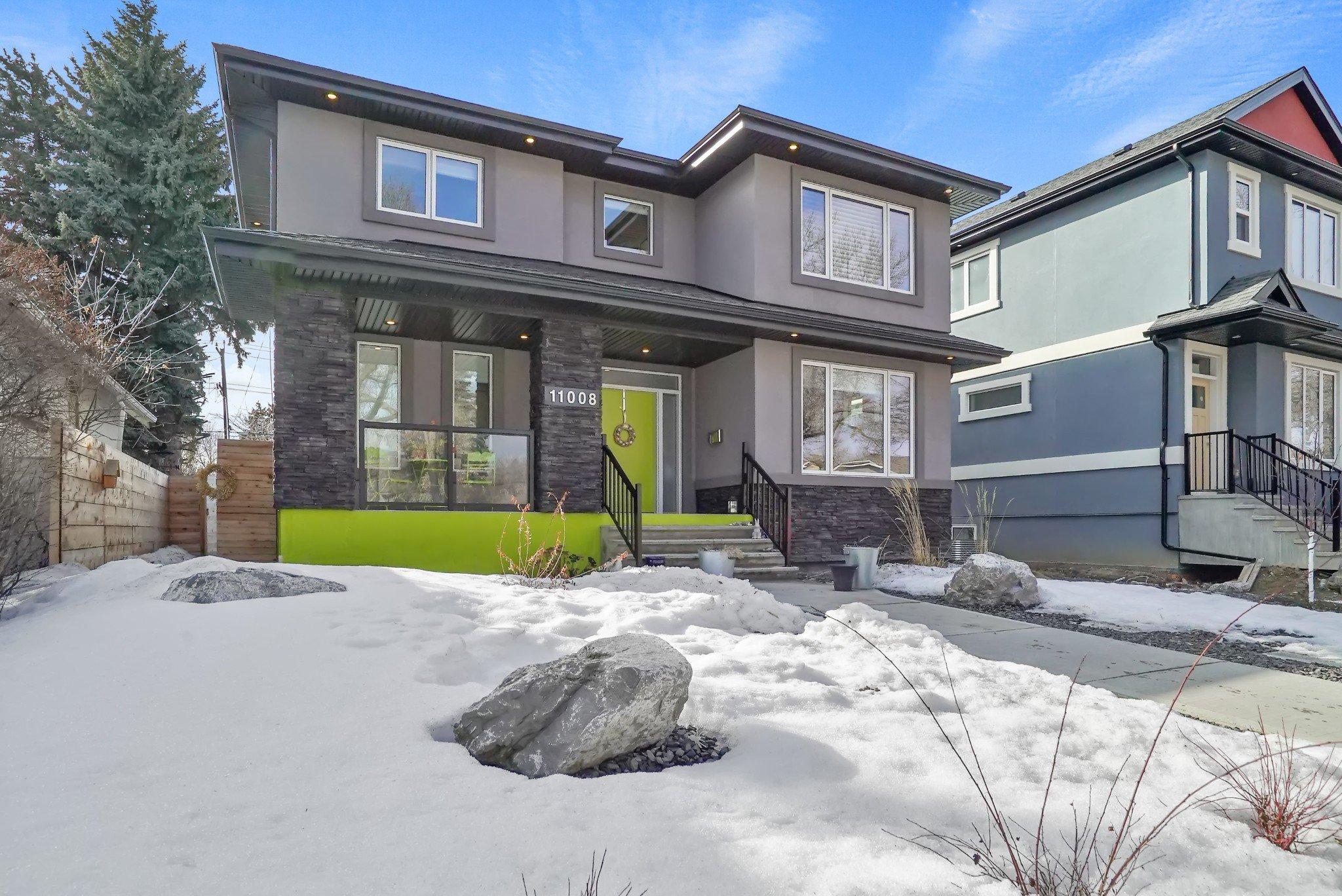 Main Photo: 11008 129 Street NW in : Westmount House for sale (Edmonton)  : MLS®# E4149629