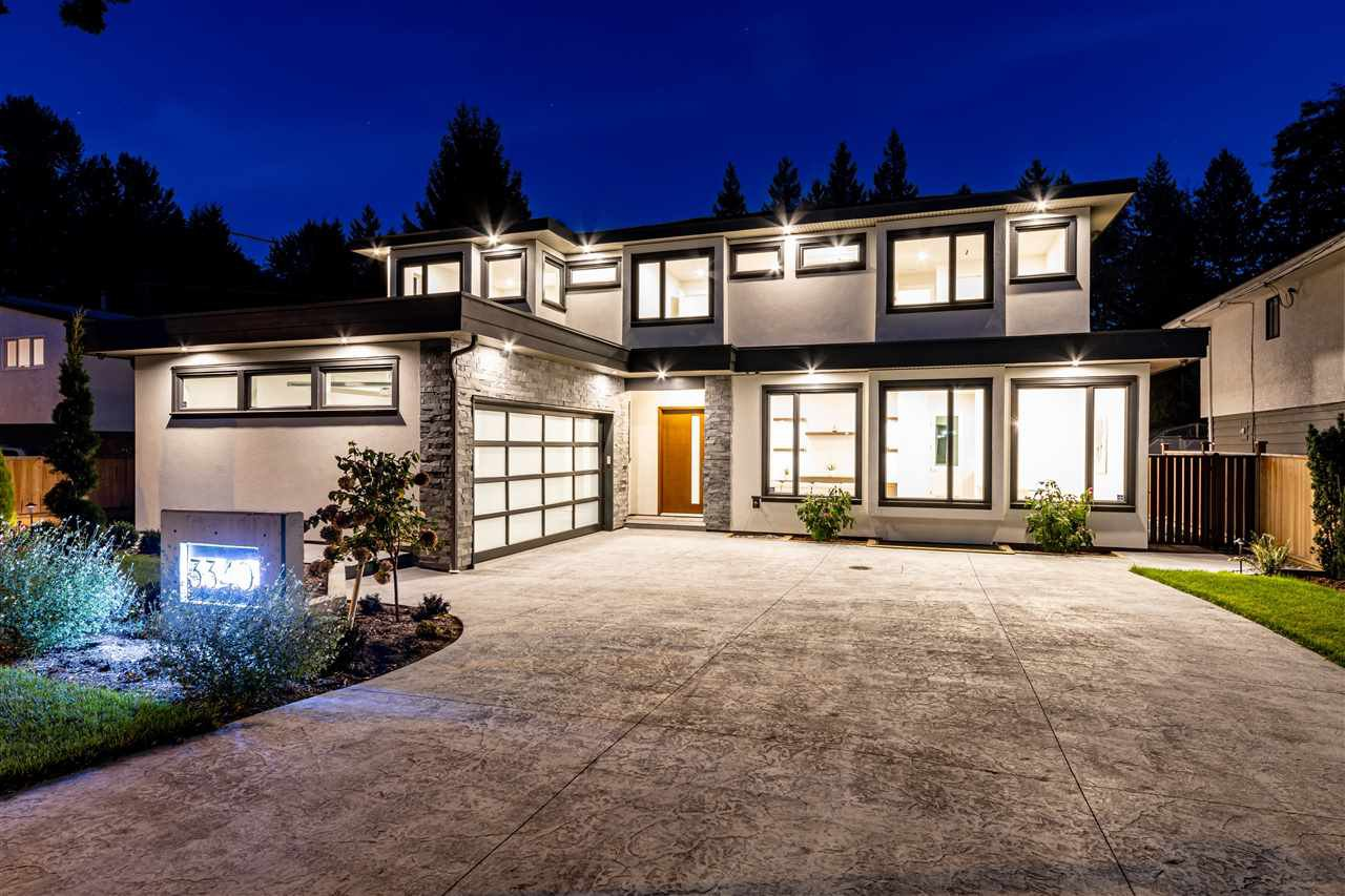 Main Photo: 3340 BAIRD Road in North Vancouver: Lynn Valley House for sale : MLS®# R2388249