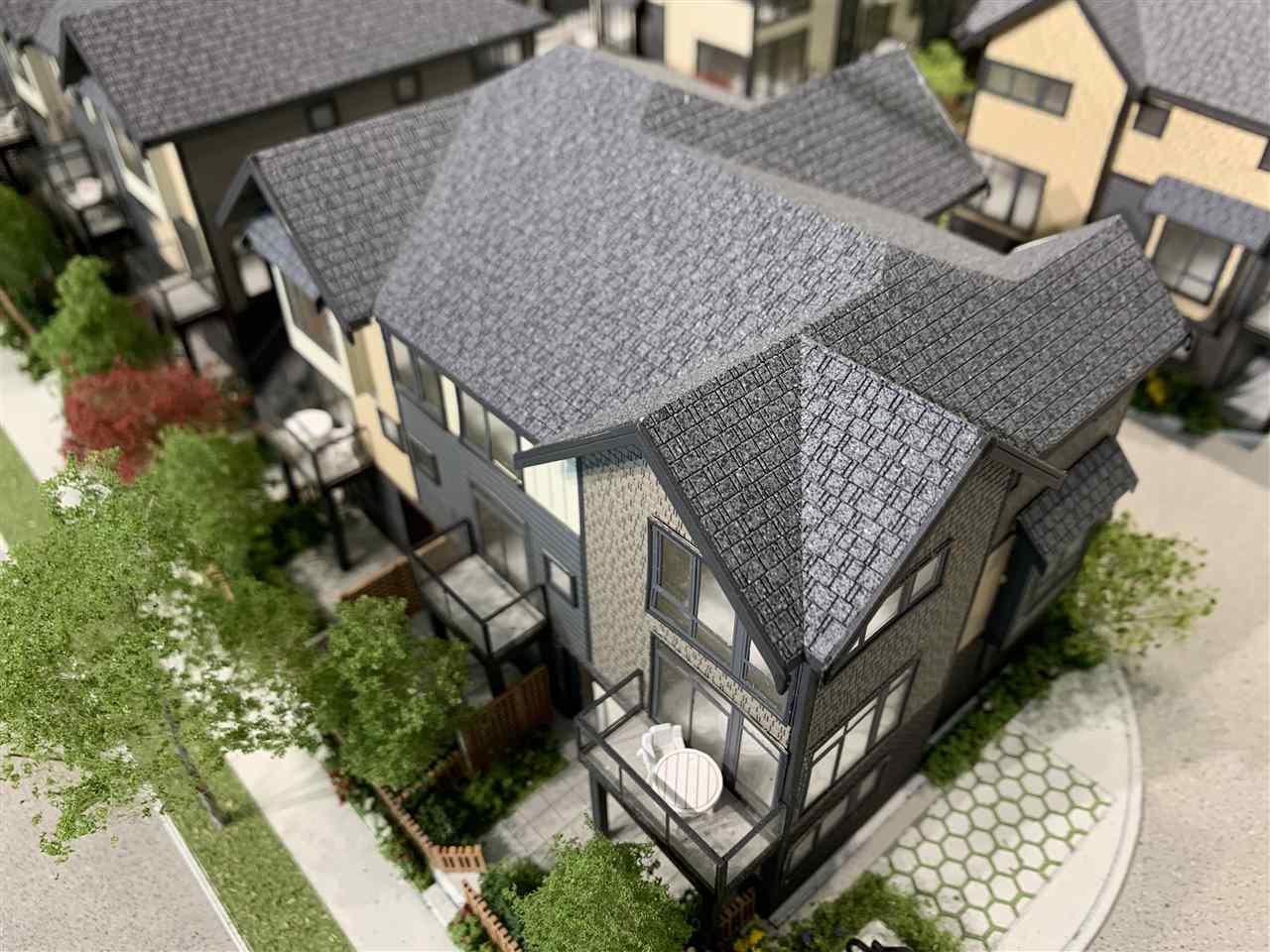 "Photo 3: Photos: 21 4300 THOMPSON Road in Richmond: Hamilton RI Townhouse for sale in ""Parc Thompson"" : MLS®# R2427334"