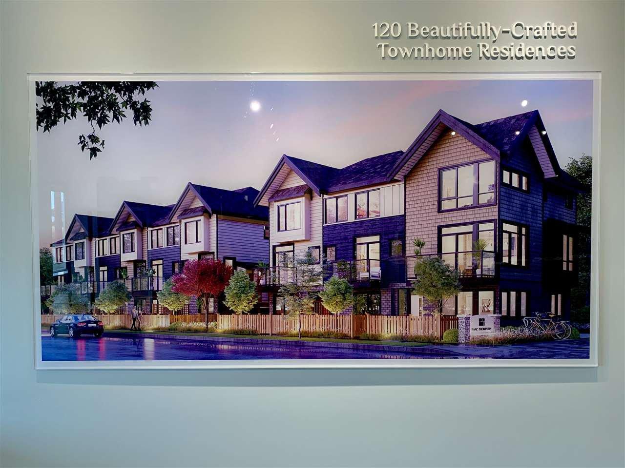"Photo 7: Photos: 21 4300 THOMPSON Road in Richmond: Hamilton RI Townhouse for sale in ""Parc Thompson"" : MLS®# R2427334"