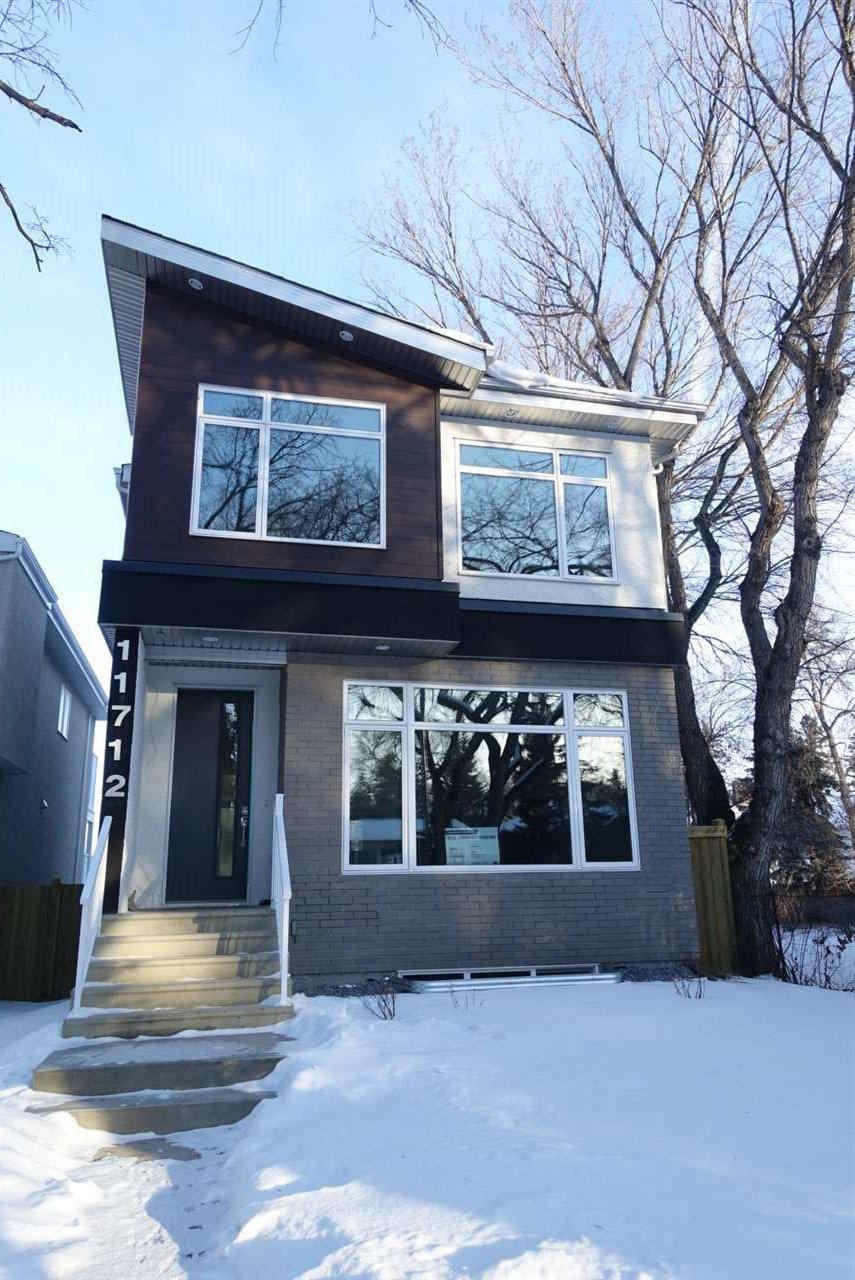 Main Photo: 11712 Edinboro Road in Edmonton: Zone 15 House for sale : MLS®# E4191048