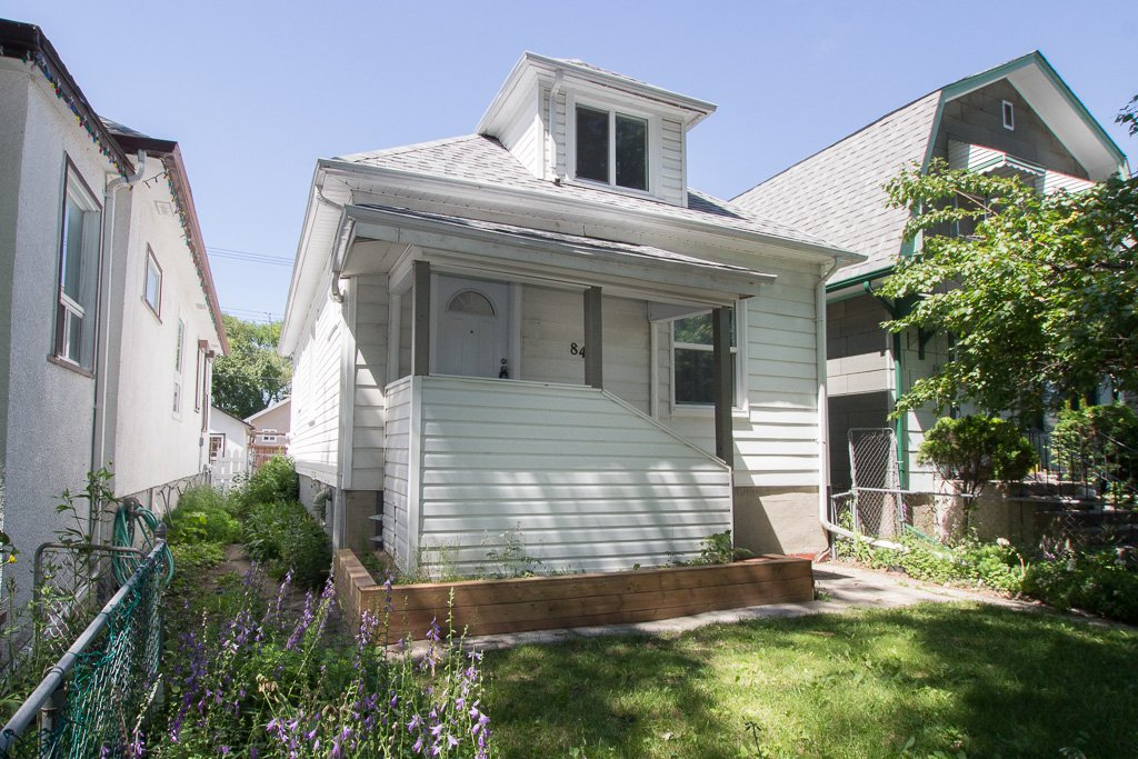 Main Photo: 840 Ingersoll Street in Winnipeg: Polo Park House for sale (5C)  : MLS®# 1919460