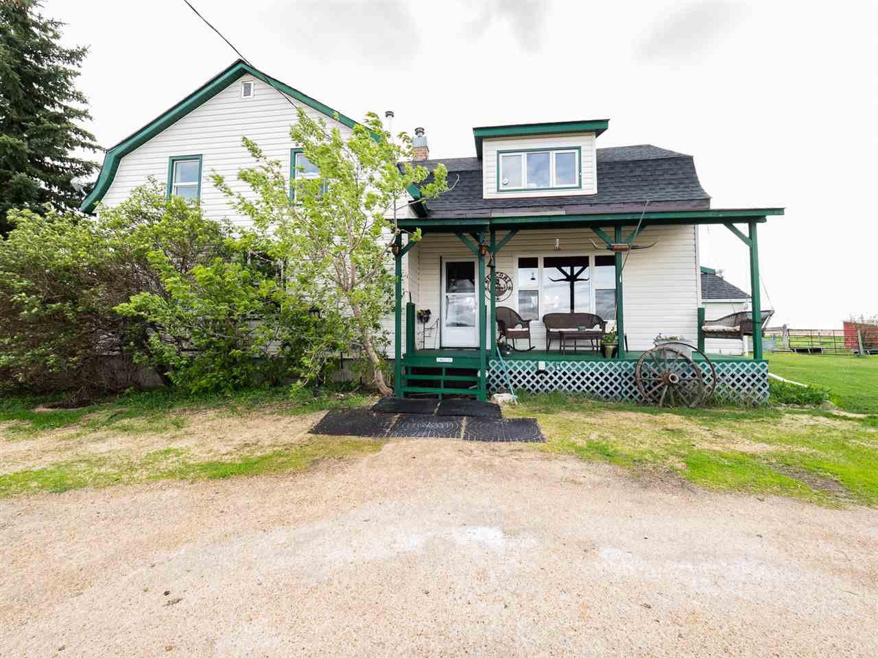 Main Photo: 55330 RGE RD 260: Rural Sturgeon County House for sale : MLS®# E4200329