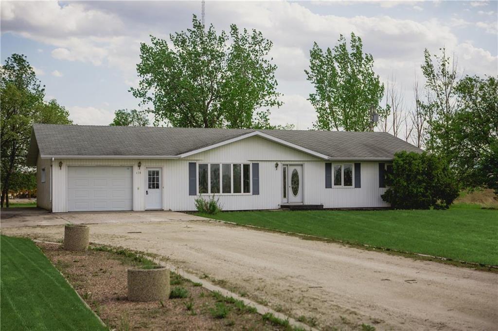 Main Photo: 1136 PR 205 Highway East in Rosenort: R17 Residential for sale : MLS®# 202013640