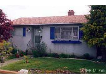 Main Photo: 2921 Gosworth Rd in VICTORIA: Vi Oaklands Single Family Detached for sale (Victoria)  : MLS®# 186983