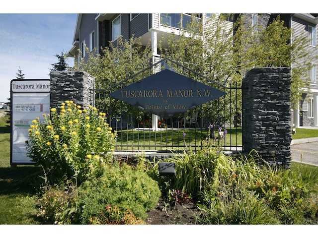 Main Photo: 3304 TUSCARORA Manor NW in CALGARY: Tuscany Condo for sale (Calgary)  : MLS®# C3515340