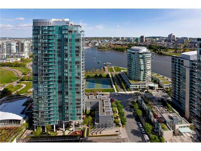 """Main Photo: 3002 455 BEACH Crescent in Vancouver: Yaletown Condo for sale in """"PARK WEST ONE"""" (Vancouver West)  : MLS®# V949559"""
