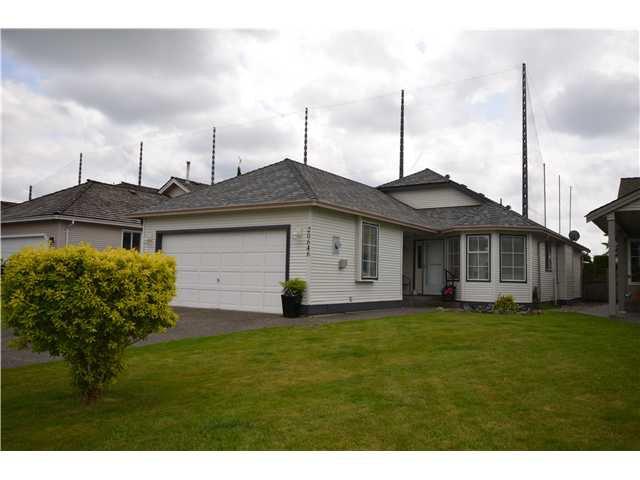 Main Photo: 20646 W RIVER Road in Maple Ridge: Southwest Maple Ridge House for sale : MLS®# V967877
