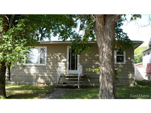 Main Photo: 378 LORNE Street in Regina: Highland Park Single Family Dwelling for sale (Regina Area 03)  : MLS®# 450866