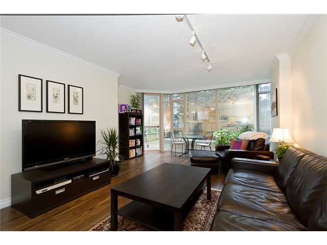 """Main Photo: 102 4657 HAZEL Street in Burnaby: Forest Glen BS Condo for sale in """"THE LEXINGTON"""" (Burnaby South)  : MLS®# V1005723"""
