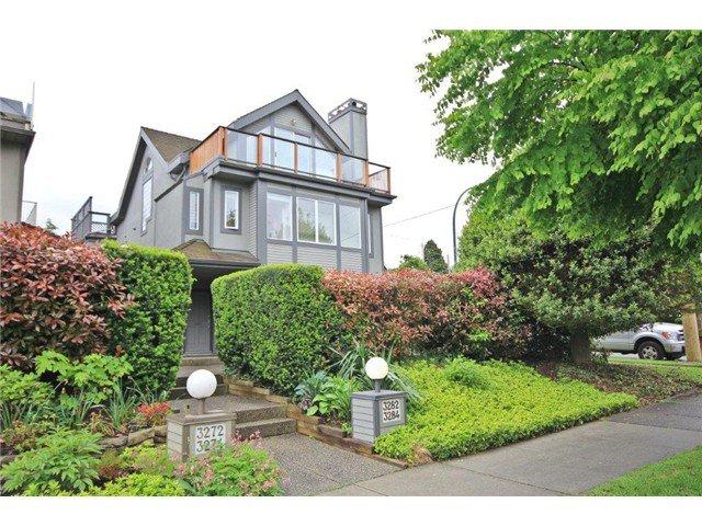 Main Photo: 3282 W 1ST AV in Vancouver: Kitsilano Condo for sale (Vancouver West)  : MLS®# V1066704
