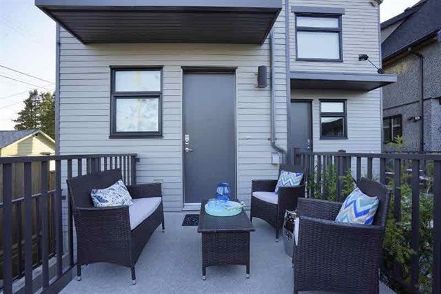 Photo 18: Photos: 4268 Inverness Street in Vancouver: Knight House 1/2 Duplex for sale (Vancouver East)  : MLS®# V1130624