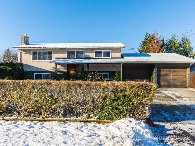Main Photo: 377 Craig Street in Parksville: House for sale : MLS®# 417883