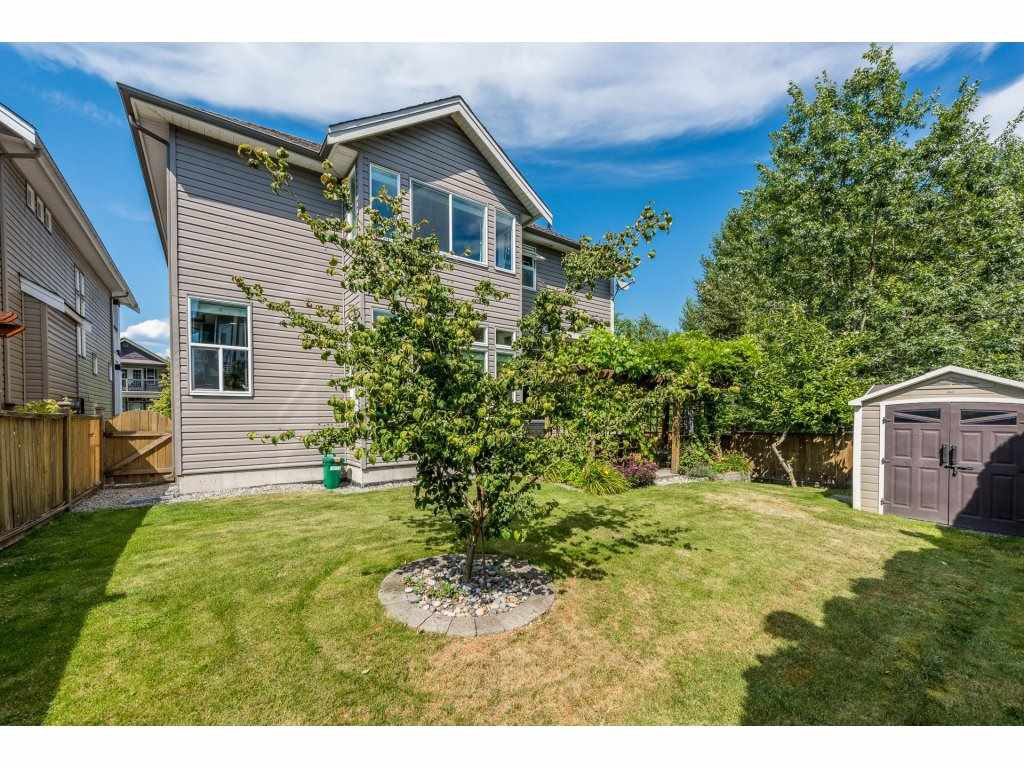 Photo 20: Photos: 19596 THORBURN WAY in Pitt Meadows: South Meadows House for sale : MLS®# R2292251