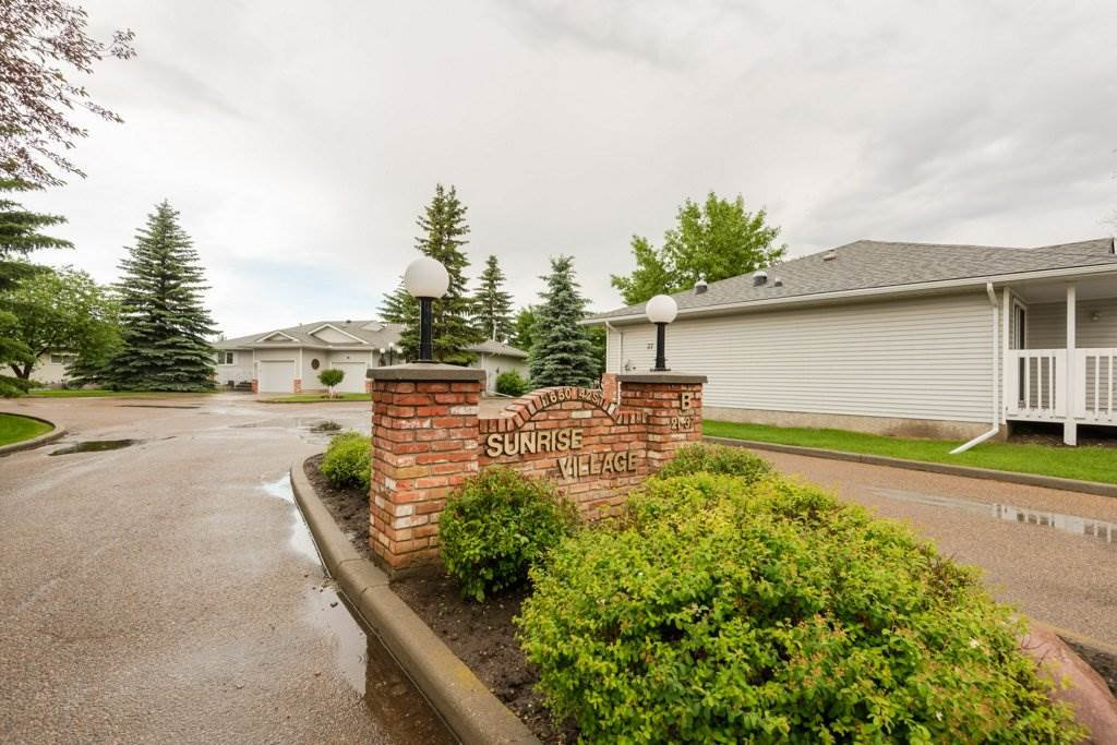 Main Photo: 32, 1650 42 Street NW in Edmonton: Zone 29 House Half Duplex for sale : MLS®# E4165342