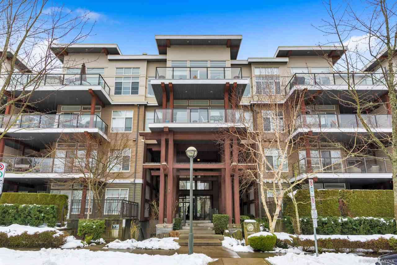 "Main Photo: 210 6328 LARKIN Drive in Vancouver: University VW Condo for sale in ""JOURNEY/UNIVERSITY VW"" (Vancouver West)  : MLS®# R2390535"