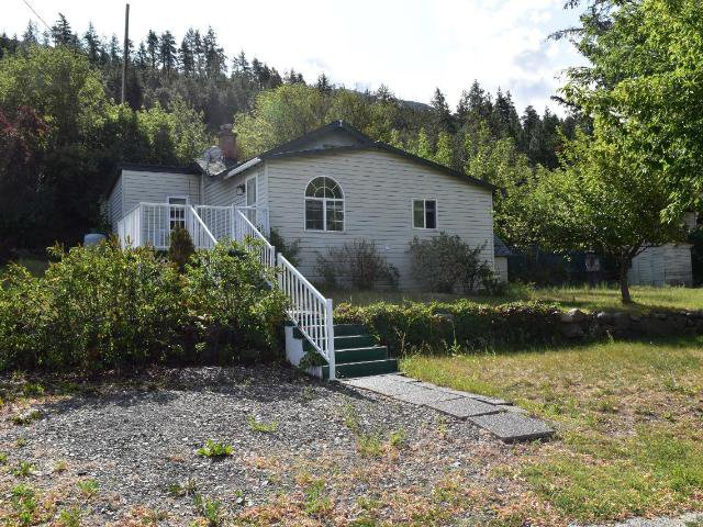 Main Photo: 665 STATION ROAD: Lytton House for sale (South West)  : MLS®# 152745