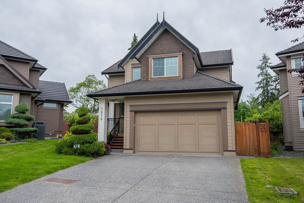 "Main Photo: 7876 164A Street in Surrey: Fleetwood Tynehead House for sale in ""Hazelwood Estates"" : MLS®# R2436796"