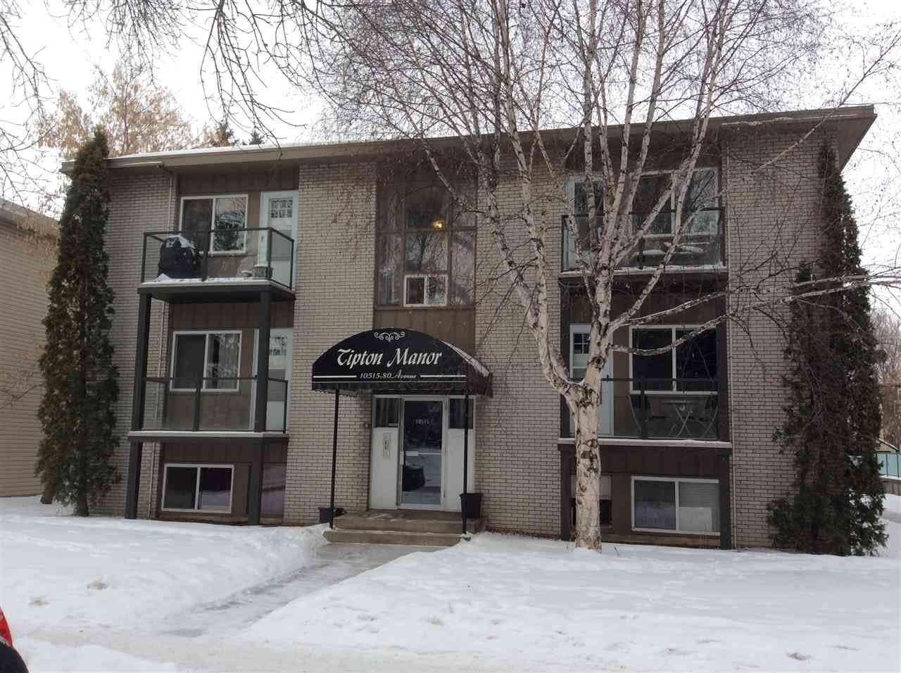 Main Photo: 1 10515 80 Street NW in Edmonton: Zone 15 Condo for sale : MLS®# E4190434