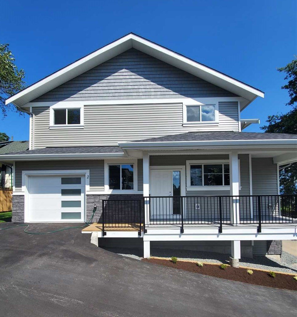 Main Photo: 1 7431 JAMES Street in Mission: Mission BC House 1/2 Duplex for sale : MLS®# R2479490
