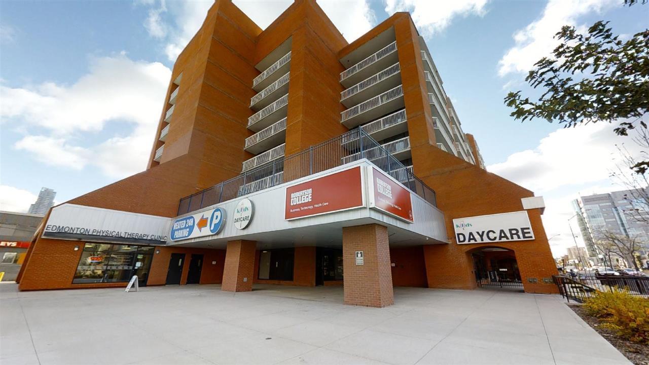 Main Photo: 703 10175 109 Street NW in Edmonton: Zone 12 Condo for sale : MLS®# E4218165