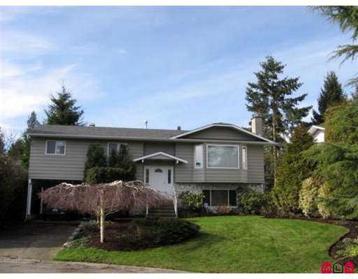 Main Photo: 5811 ANGUS Place in SURREY: Cloverdale BC House for sale (Cloverdale)  : MLS®# F1217461