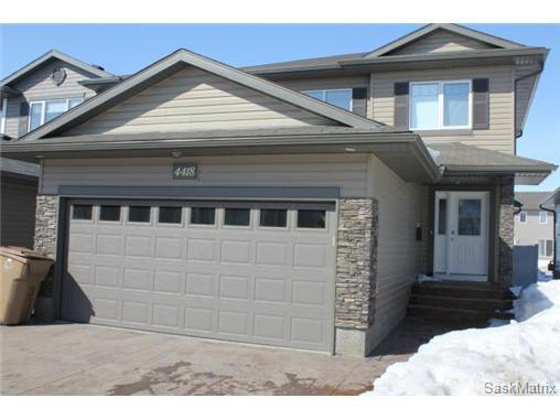 Main Photo: 4418 MEADOWSWEET Lane in Regina: Lakeridge Single Family Dwelling for sale (Regina Area 01)  : MLS®# 457595