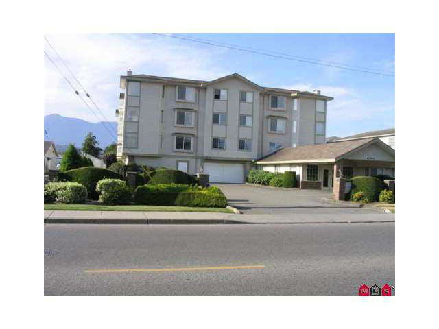 Main Photo: # 107 45660 KNIGHT RD in Sardis: Sardis West Vedder Rd Condo for sale : MLS®# H1402472