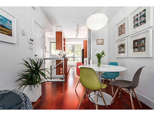 """Main Photo: 3812 COMMERCIAL Street in Vancouver: Victoria VE Townhouse for sale in """"The Brix"""" (Vancouver East)  : MLS®# V1076230"""