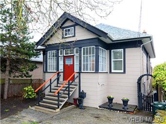 Main Photo: 2546 Shelbourne Street in VICTORIA: Vi Fernwood Residential for sale (Victoria)  : MLS®# 305804