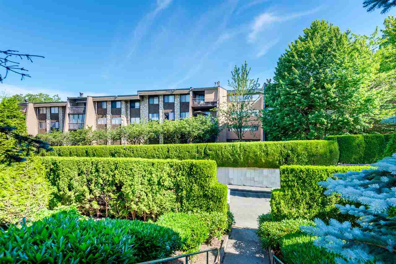 Main Photo: 226 9101 HORNE STREET in Burnaby: Government Road Condo for sale (Burnaby North)  : MLS®# R2079349