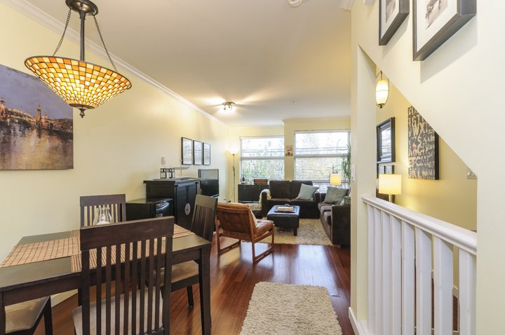 Main Photo: 33 638 W 6TH AVENUE in Vancouver: Fairview VW Townhouse for sale (Vancouver West)  : MLS®# R2118678