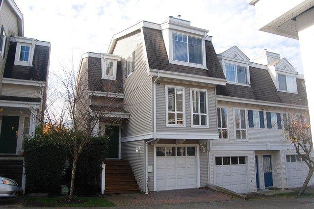 Main Photo: 6 8890 WALNUT GROVE DRIVE in Langley: Walnut Grove Townhouse for sale : MLS®# R2123245