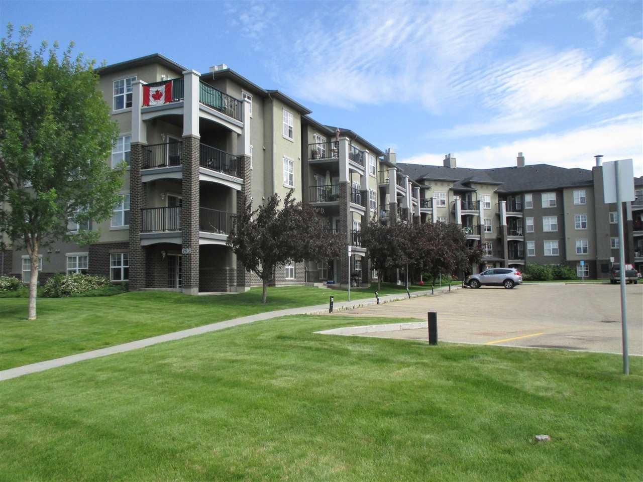 Main Photo: 208 636 MCALLISTER Loop in Edmonton: Zone 55 Condo for sale : MLS®# E4168391