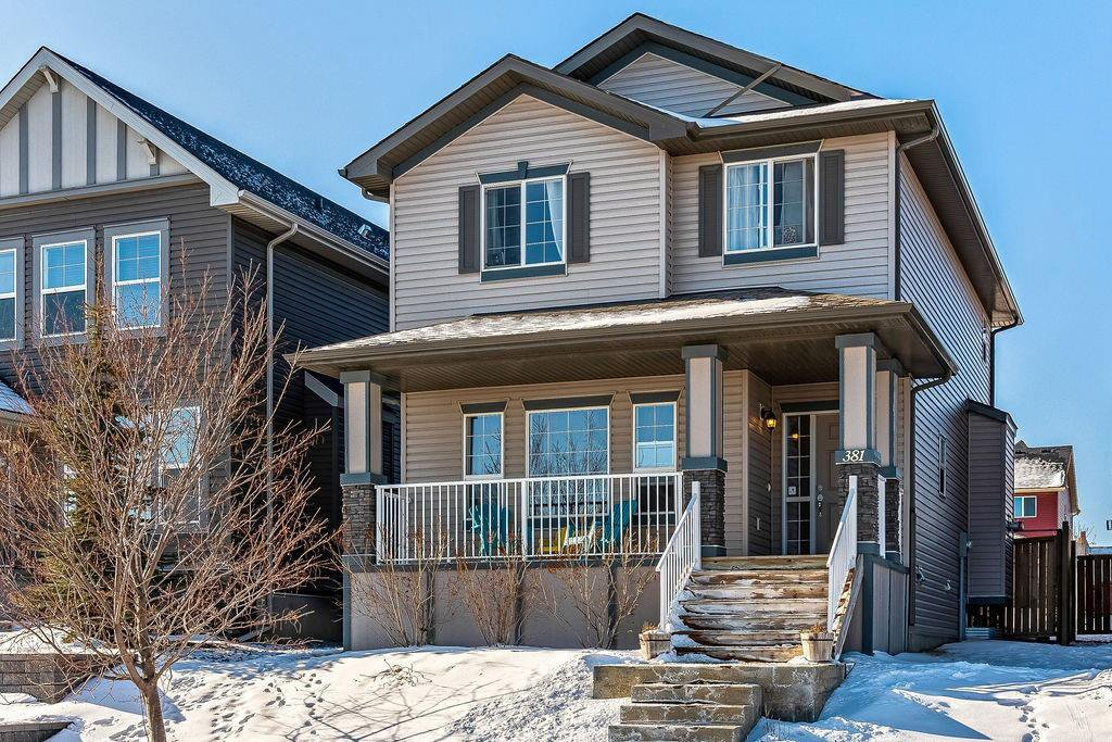 Main Photo: 381 NOLANFIELD Way NW in Calgary: Nolan Hill Detached for sale : MLS®# C4286085