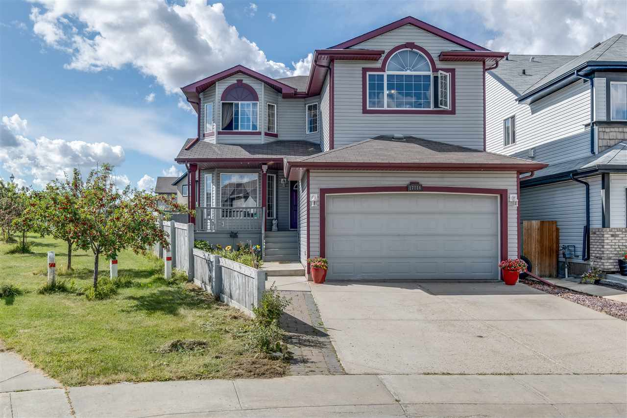 Main Photo: 17816 84 Street NW in Edmonton: Zone 28 House for sale : MLS®# E4212190
