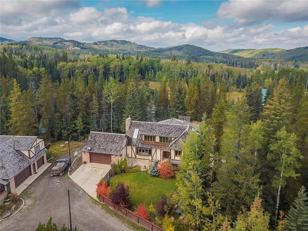 Main Photo: 18 Aspen Creek Drive: Rural Foothills County Detached for sale : MLS®# A1037703