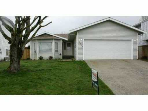 Main Photo: 11958 MEADOWLARK Drive in Maple Ridge: Cottonwood MR House for sale : MLS®# V945278