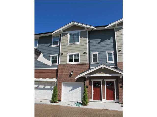 """Main Photo: 12 9580 ALBERTA Road in Richmond: Garden City Townhouse for sale in """"PARKSIDE ESTATES"""" : MLS®# V947072"""