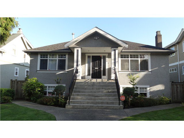 Main Photo: 3240 W 35TH Avenue in Vancouver: MacKenzie Heights House for sale (Vancouver West)  : MLS®# V956073