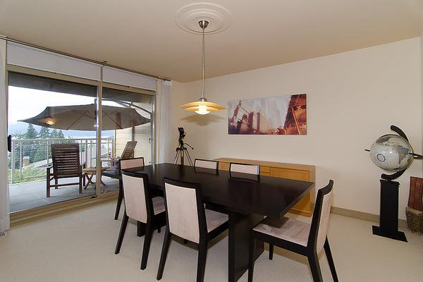 """Photo 4: Photos: 8522 SEASCAPE Court in West Vancouver: Howe Sound Townhouse for sale in """"SEASCAPES"""" : MLS®# V964816"""