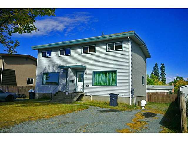 Main Photo: 334 WILSON in Prince George: Perry Duplex for sale (PG City West (Zone 71))  : MLS®# N224711