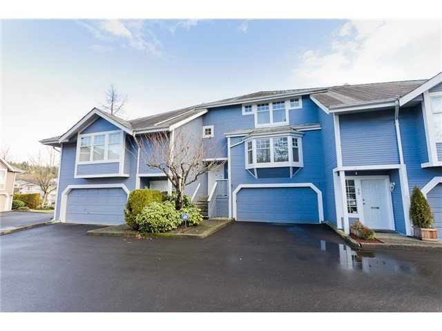 Main Photo: 38 1140 FALCON Drive in Coquitlam: Eagle Ridge CQ Condo for sale : MLS®# V974633