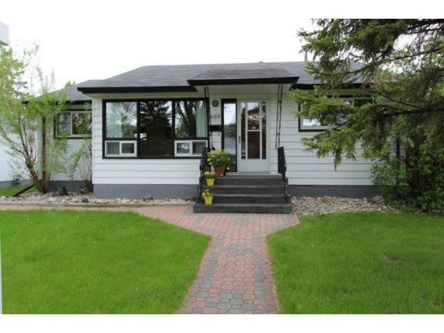 Main Photo: 659 Brock Street in WINNIPEG: River Heights / Tuxedo / Linden Woods Residential for sale (South Winnipeg)  : MLS®# 1310354
