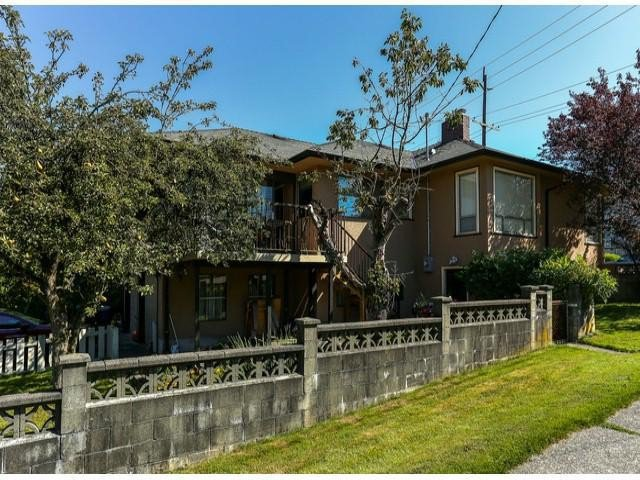 Main Photo: 131 EIGHTH AV in New Westminster: GlenBrooke North House for sale : MLS®# V1027220