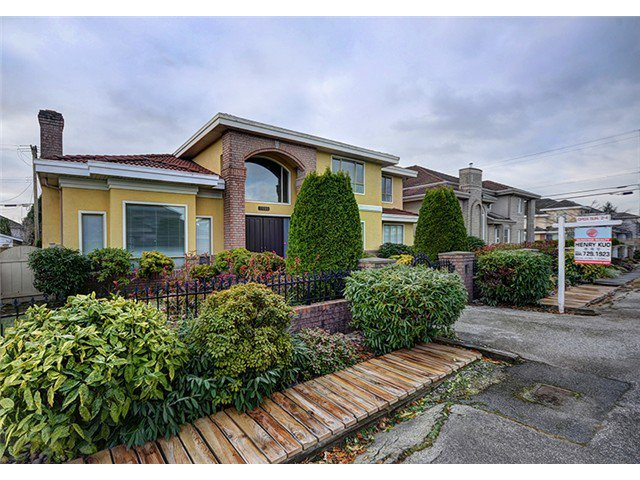 Main Photo: 7400 BELAIR DR in Richmond: Broadmoor House for sale : MLS®# V1036437